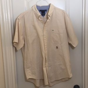 Vintage Tommy short sleeve button down
